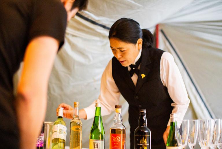 写真:福島の地酒BAR