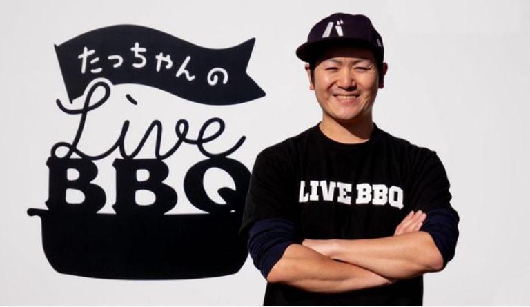 [BBQ] 川合精肉店 BBQ上級インストラクター 川合 達也