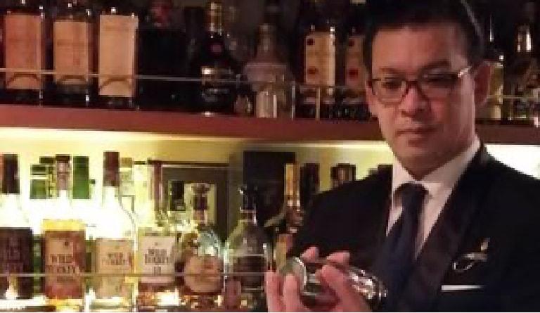 [BAR] THE BAR WATANABE 味戸 崇(あじとたかし)