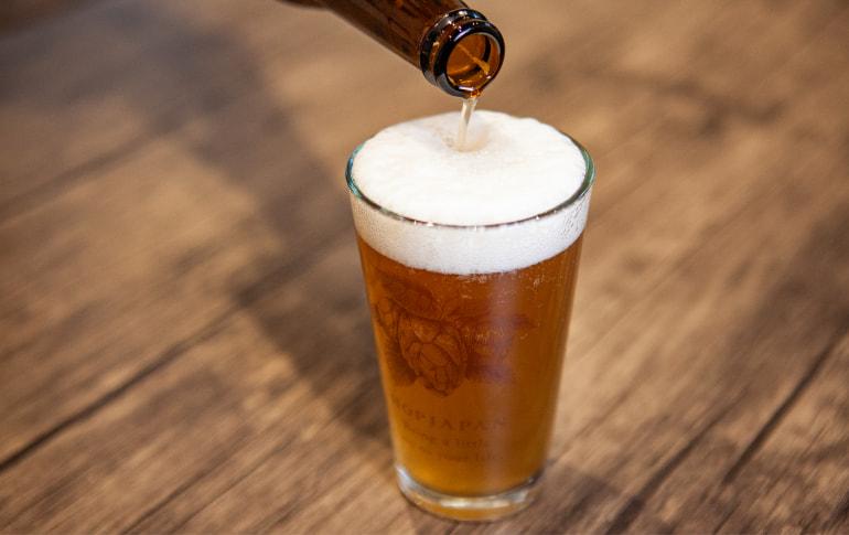 写真:クラフトビール