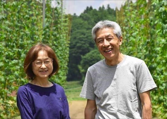 写真:鈴木 喜治さんご夫妻